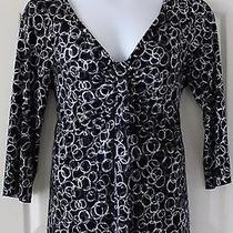 Womens Nine West Blouse Size Xxl.  Trendy Photo
