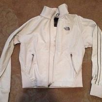 Womens North Face Apex Softshell Jacket - M White Photo