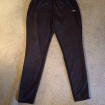 Womens Northface Stretch Black Dri Fit Athletic Fitness  Pants Photo