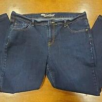 Womens Old Navy the Sweet Heart Stretch Blue Jeans Size 16 Short Photo