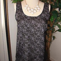 Womens Outfit Lot- Nwt-  h&m Black & Gray  Blouse-2- Nwt Fashion Necklace Photo