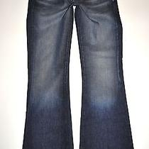 Womens Paige Canon    Jeans  Size 30 Waist 32'     Inseam 31.5      736 Photo