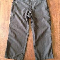 Womens Patagonia Water Girl Capris Black 6 Photo