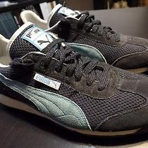 Womens Puma Anjan Sneakers 8 Blue Baby Roma Repli Cat Speed Suede Shoes Photo