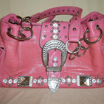 Womens Purse Country Road Pink  Photo