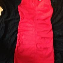 Womens Red Dress the Limited Size 6 Photo