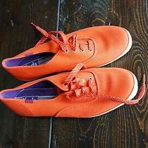 Womens Red/orange Keds Sneakers Size10 Photo