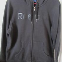 Womens Reebok Black Hoodie Xl Photo