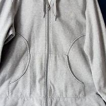 Womens Reebok Gray Hoodie Xl Photo