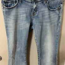 Womens Rerock for Express Jeans Size 10 S Preowned Photo