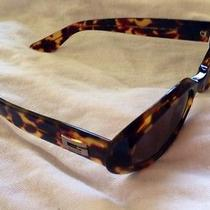 Womens Retro Gucci Sunglasses. Tortoise Shell Photo
