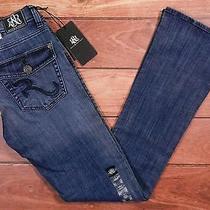 Womens Rock & Republic Jeans Size 6 New Roxy Bootcut 33