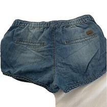 Womens Roxy Jean Shorts Size M Photo