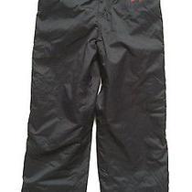 Womens Roxy Snowboard Ski Outdoor Black Pants Size S Euc Photo