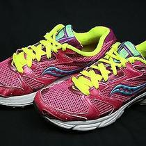 Womens Saucony Cohesion 5 Running Athletic Sport Shoes Size 7.5 Photo