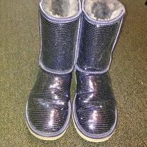 Womens Sequin Uggs Photo