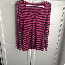 Womens Sexy Vee Top Express Top in Large Photo