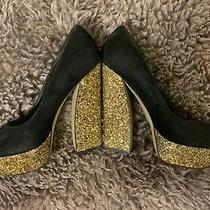 Womens Shoes Boutique 9 Platform Costume Heels Size 7 Photo