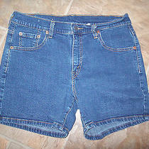 Womens Shorts Size 10 Levis Really Nice Cute 322 Photo