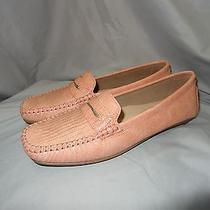 Womens Size 10 Blush Pink Loafer Shoes by Impo New in Box Photo