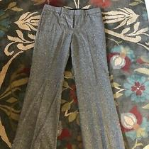 Womens Size 10 Brown Tweed Flared Dress Pants From Express Photo