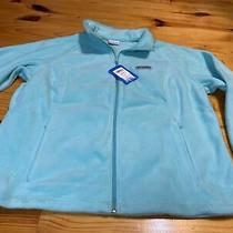 Womens Size 2xl Columbia Fleece Jacket New Nwt  Photo
