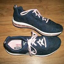 Womens Skechers (12643) Air Element Walkout Navy/pink Sneakers Sz. 7 Photo