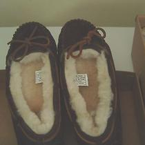 Womens Slippers Ugg W Bella Ii Chocolate Brand New Size 7 3050 W/cho Photo