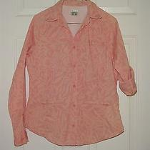 Womens Small Columbia Fishing Outdoor Top  Photo