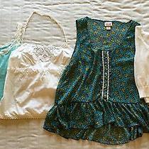 Womens Small/medium Mixed Tops Tees Blouse Dressy Lot of 4 Shirts Photo