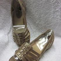 Womens Softspots Gold Blush Hugh Shoes Size 8 Wide New Photo