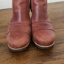 Womens Sorel Booties Size 8 Photo