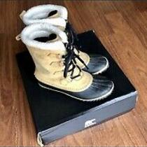 Womens Sorel Boots Size 8 New Photo