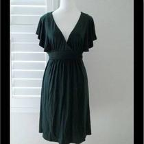 Womens Summer/casual Gap Green Dress Sz S (4-6) Photo