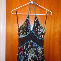 Womens Sun Dress by Express Size 1/2 Photo