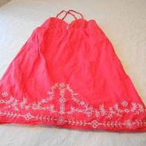 Womens Sun  Dress  Size M/m  Beautiful  Photo