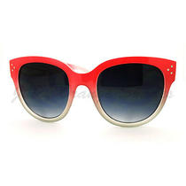 Womens Super Oversized Butterfly Frame Sunglasses Pink Photo