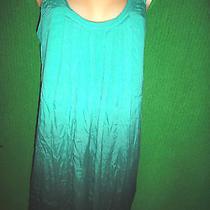 Womens Sz L Silk Blend Dress by Express Photo
