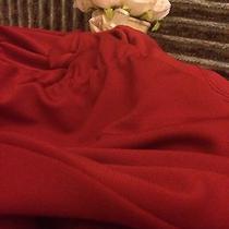 Womens Talbots Large Red Dress Photo