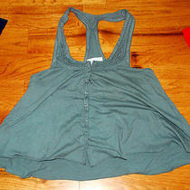 Womens Tank Top - Vintage Havana - Size Medium - Free Shipping - Olive Photo