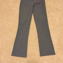 Womens the Linited Pants Size 2 Regular Stretch Grey Color Photo