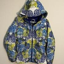 Womens the North Face Summit Series Snow Cougar Ski Jacket Sz Small Colorful Photo