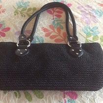 Womens the Sac Black Handbag / Peace Dove Photo