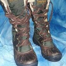 Womens Timberland Earthkeepers Waterproof  Boots Size 6m Photo
