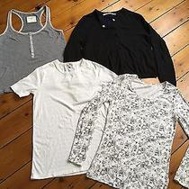 Womens Tops Bundle Uk 8 Tu/ & Other Stories / Gap / Abercrombie & Fitch 4 Items Photo