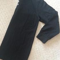 Womens Ude Eco-Express Organic Cotton L/sl Black Wegmans Uniform Polo Sz S Photo