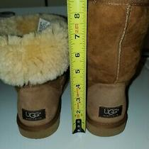 Womens Ugg Classic Short 5825 Boots Size 7 Photo