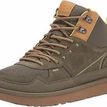 Womens Ugg Highland Hi Heritage Sneaker - Burnt Oliv Size 8 Us 1120096 Photo