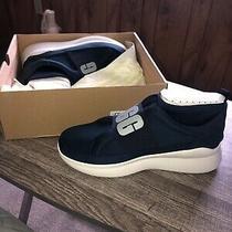 Womens Ugg Neutra Sneaker W/ Navy Photo