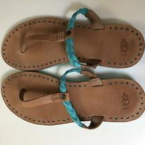 Womens Ugg Sandals Size 8 Photo
